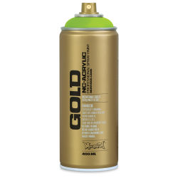 Montana Gold Acrylic Professional Spray Paint - Poison Dark, 400 ml can