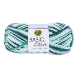 Lion Brand Basic Stitch Anti-Pilling Yarn - Two Pines, 185 yds