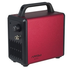 Sparmax Arism Mini Compressor - Burgundy