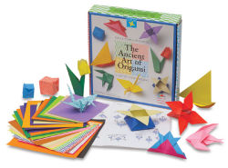 Origami Kit for Dummies [With 25 Sheets of Origami Paper in 5 ... | 185x250