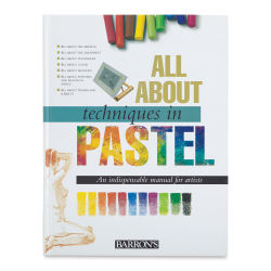 All About Techniques in Pastel, Book Cover