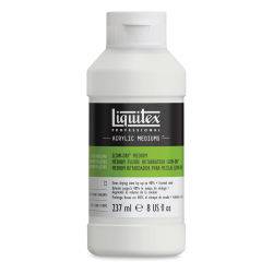 Liquitex Slow-Dri Medium- 8 oz bottle