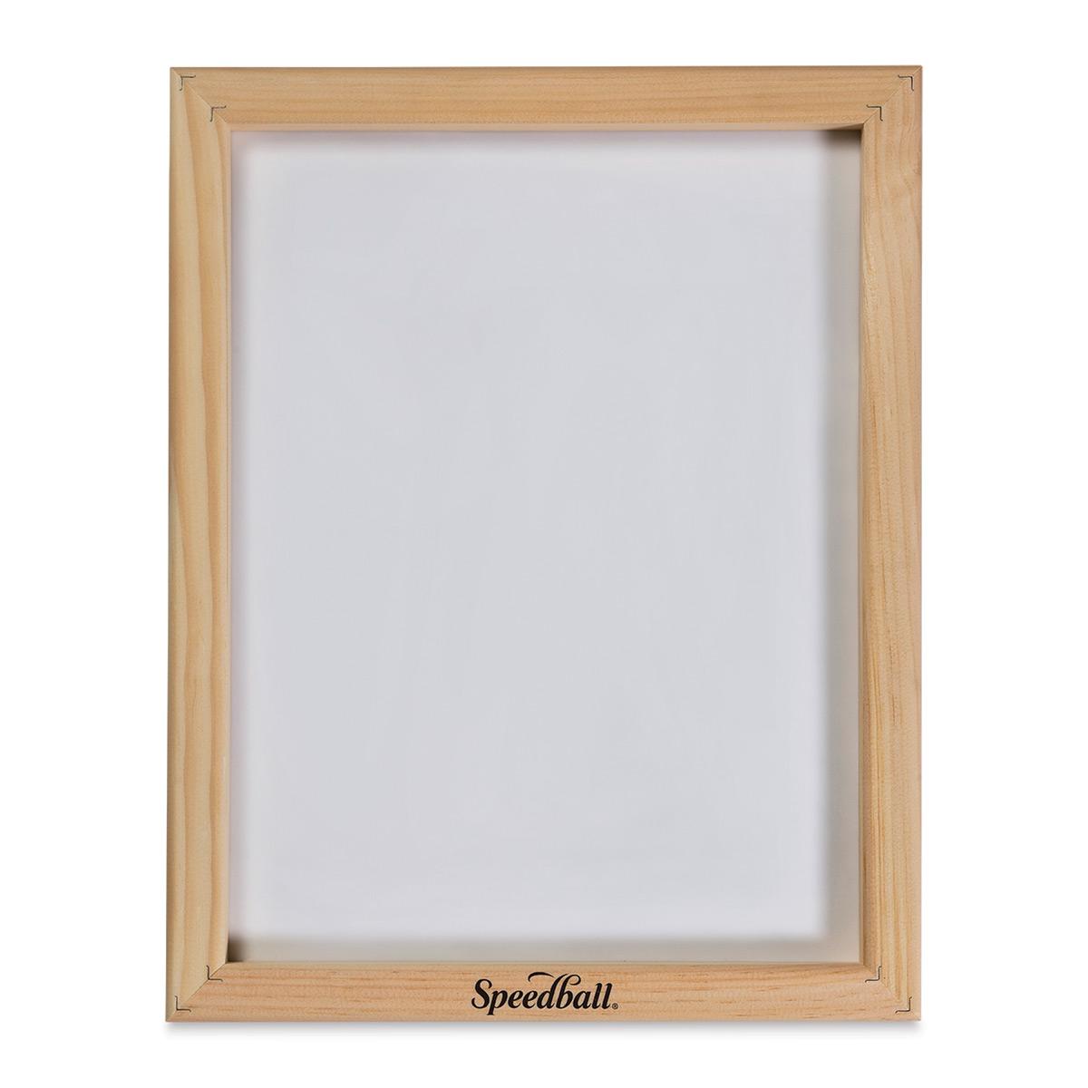 Speedball Screenprinting Frame - 110 Monofilament - 10 x 12