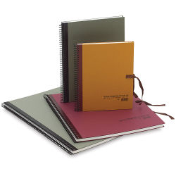 Holbein Multimedia Book - 14'' x 11'', Gray