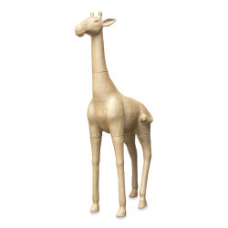 DecoPatch Extra Large Paper Mache Animal - Giraffe