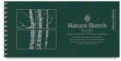 Nature Sketch Book, 50 Sheets