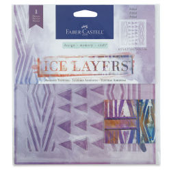 Faber-Castell Design Memory Craft Ice Layer - Tribal