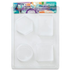 Life of the Party Soap Mold - Assorted Shapes