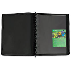 Itoya All Weather Profolio Binder - 14'' x 17''