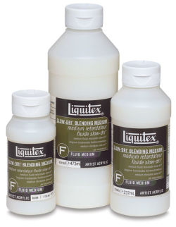 Liquitex Slow-Dri Blending Fluid