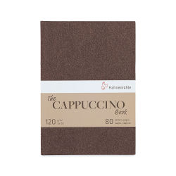 Hahnemühle The Cappuccino Book - 8-1/2'' x 6''