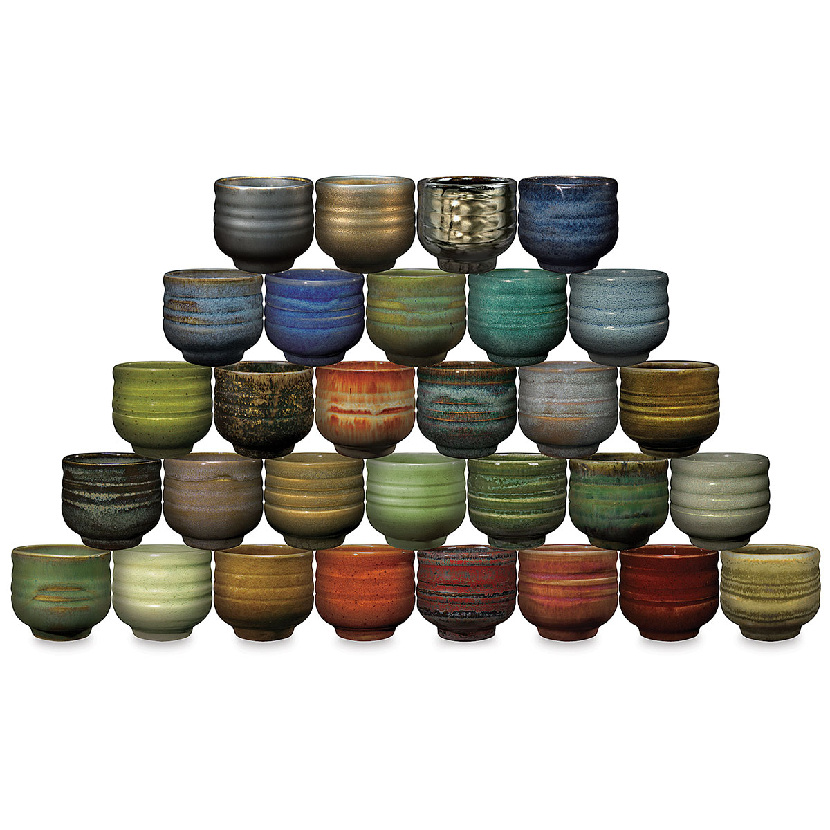 Amaco Potters Choice Glazes