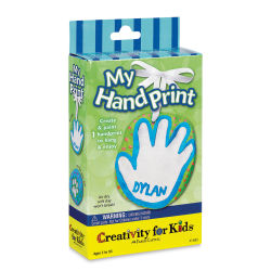 Faber-Castell Creativity for Kids My Handprint Kit