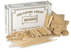 Treasure Chest of Wood
