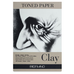 Fabriano Toned Paper Pad - Clay