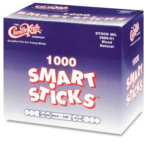 Craft sticks - 1000 pieces