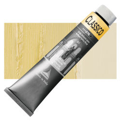 Maimeri Classico Oil Color - Brilliant Yellow Deep, 200 ml tube