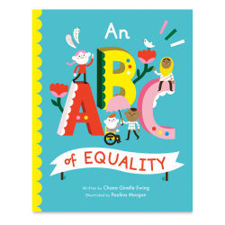 An ABC of Equality, Book Cover