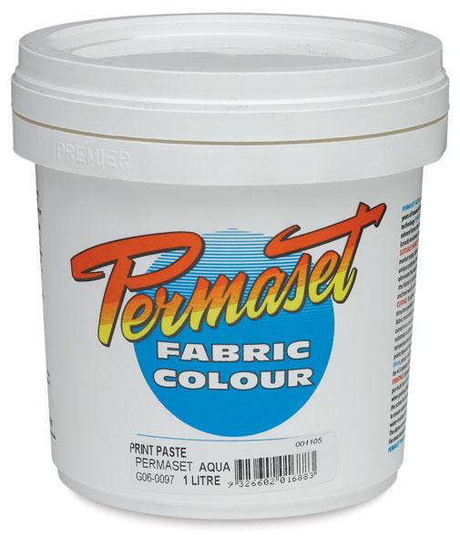 Permaset Aqua Fabric Ink