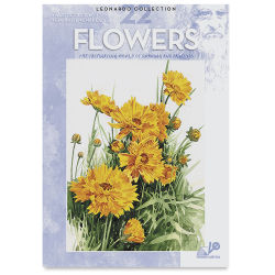Leonardo Collection Flowers 22 book cover