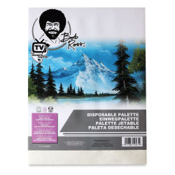"Bob Ross Disposable Palette Pad - 12"" x 16"""