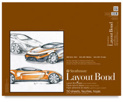 Layout Bond Pad, 50 Sheets