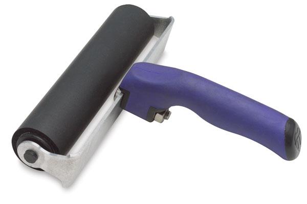 INOVART 6 Pro Roller Soft Rubber Brayer