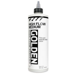 Golden High Flow Medium - 16 oz, Bottle
