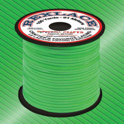 Rexlace - 100 yards, Neon Green