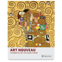 Art Nouveau: 50 Works of Art You Should Know - Paperback