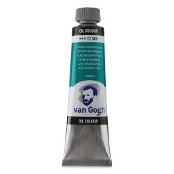 Van Gogh Oil Color - Phthalo Turquoise Blue, 40 ml tube