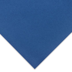 Awagami Shin Inbe Colored Paper - 21'' x 31'', Blue, Single Sheet