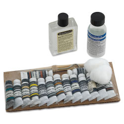 Marshall's Photo Oils - Hobby Set