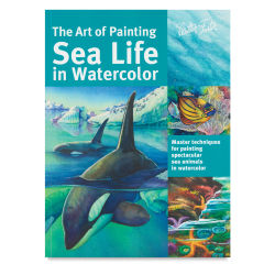 Walter Foster The Art of Painting Sea Life in Watercolor