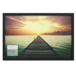 Nielsen Bainbridge Snap Wood Digital Format Frame - 11'' x 17''