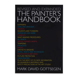 The Painter's Handbook, Book Cover