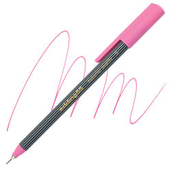 Edding 55 Fineliner Pen - Pink, 0.3mm