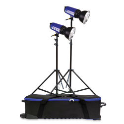 Savage 2000 Watt Location LED Light Kit