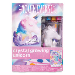 Horizon Youniverse Crystal Growing Unicorn Kit