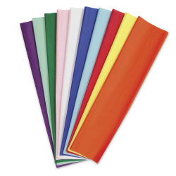 Spectra Kolorfast Tissue - 20'' x 30'', Assorted, 10 Sheets