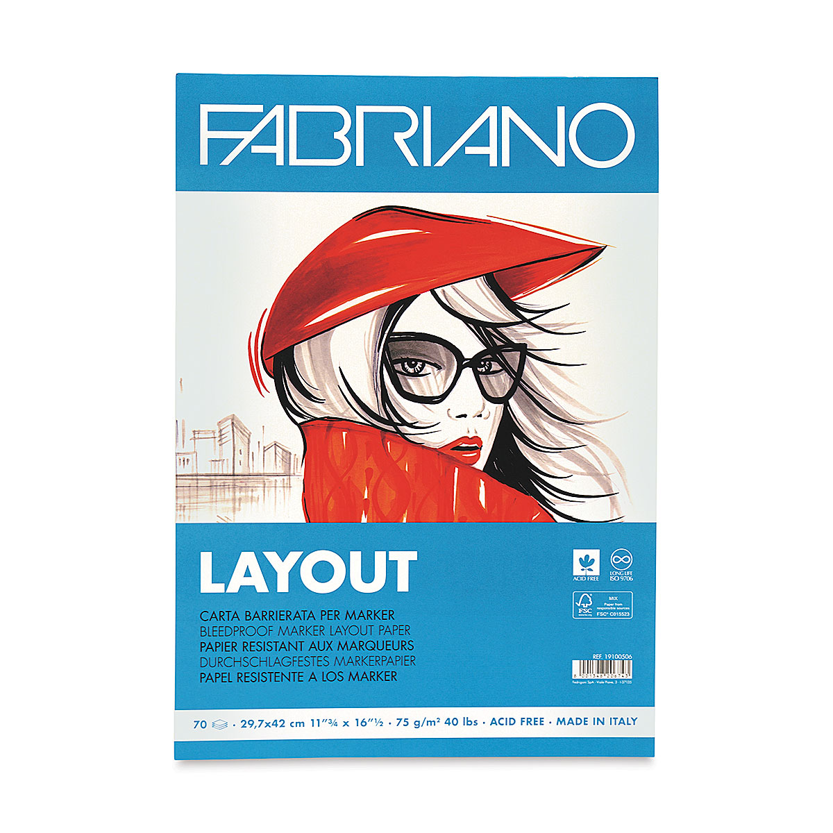 Fabriano Layout Marker Pads
