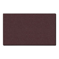 Ghent PremaTak Tackboard - 4 ft x 5 ft, Berry, Vinyl, Wrapped Edge