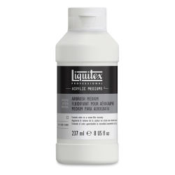 Liquitex Airbrush Medium - 8 oz, Bottle