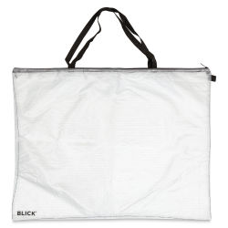 "Blick Mesh Zipper Bag - 24"" x 32"""