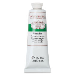 Charbonnel Etching Ink - Permanent Green, 60 ml