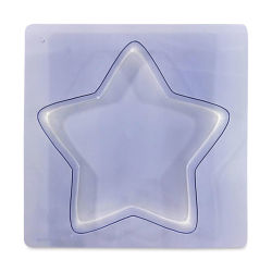 Diamond Tech Stepping Stone Mold - Star