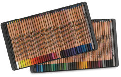 Oil-Based Colored Pencils, Set of 72