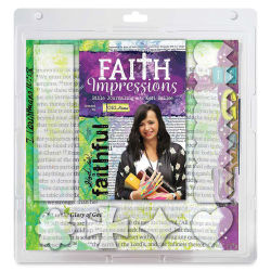 Gel Press Impressables - Faith Impressions Kit
