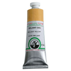 Old Holland Classic Oil Color - Brilliant Yellow, 40 ml tube