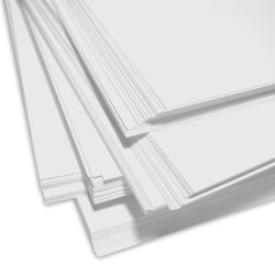 Richeson 60 lb Bulk Drawing Paper Pack - 9'' x 12'', 1400 Sheets